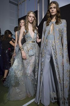Elie Saab Fall-winter 2017-2018 - Couture