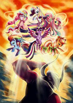 Taste da rainbow by Adlynh.deviantart.com on @deviantART