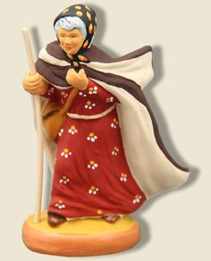 Bergère dans la Crau Christmas Nativity, Christmas Ornaments, Princess Zelda, Disney Princess, Artisanal, Hobbies And Crafts, Snow White, Creations, Costumes