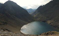 En la ladera final al Tebarray, con vistas al Ibón de Tebarray, collado de Infiernos y Pico de Piedrafita La meteo que viene