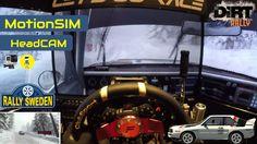 DiRT Rally [MotionSIM] - Audi Sport quattro R @ Schweden  [Fanatec | GoPro]