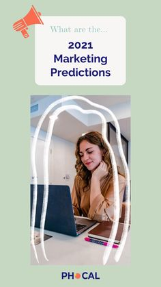 Who is anxious to see what 2021 will bring? 👀 Here are the 2021 Marketing predictions Anxious, Bring It On, Marketing, How To Plan, Storage, Purse Storage, Larger, Store