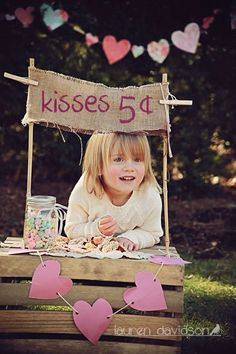 valentine's 3 year old
