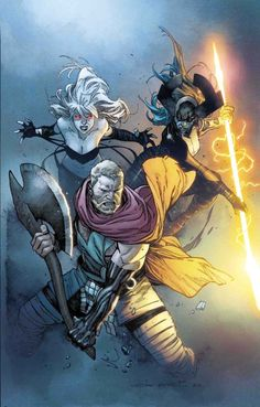 The Unworthy Thor #5 - Olivier Coipel