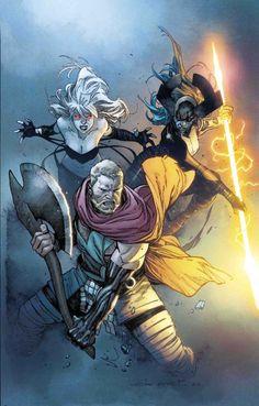 The Unworthy Thor #5 - Olivier Coipel