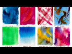 Water Color: Using a Gradient Wash - YouTube
