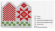 Клуб ЛОПАПЕЙСА's photos Kids Knitting Patterns, Knitting Charts, Knitting For Kids, Knit Mittens, Mitten Gloves, Fair Isle Chart, Knit Baby Dress, Baby Hats, Knit Crochet