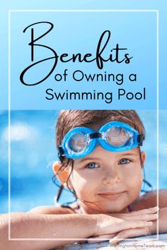 Benefits of Owning a Swimming Pool #homebuying #poolhome #pros #cons #realestate #tips #advice #swimmingpool #pool