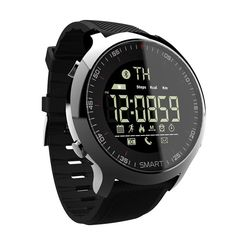 Smart Watch Sport Waterproof pedometers Message Reminder Bluetooth Outdoor swimming men smartwatch for ios Android phone Product Description – Smartphone connected with A… Latest Watches, Cool Watches, Watches For Men, Gps Watches, Popular Watches, Gadget Watches, Smartwatch Bluetooth, Bluetooth Watch, Smartwatch Waterproof
