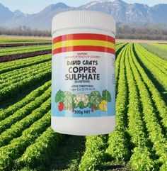Most consumers do not realize that Organic farming also employs natural, Organic Pesticides. A popular one is Copper(II) sulfate. But how does it work and what does it actually do? How does it measure up against synthetic pesticides like Glyphosate?