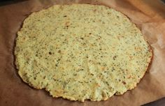 The best cauliflower pizza crust recipe. EVER. #gluten-free