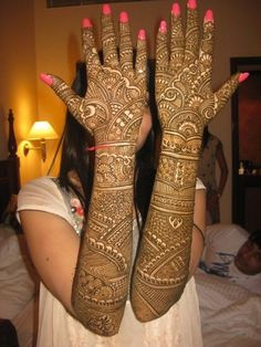 Bridal henna or mehndi designs. Pakistani Mehndi Designs, Dulhan Mehndi Designs, Mehandi Designs, Full Hand Mehndi Designs, Mehndi Designs 2018, Wedding Mehndi Designs, Arabic Mehndi Designs, Simple Mehndi Designs, Wedding Henna
