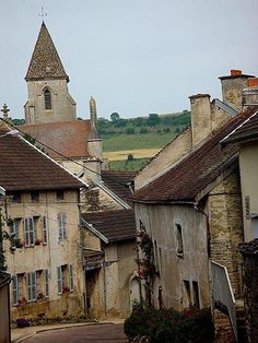 French village.