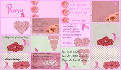Omaggi Ottobre rosa, il cancro al seno.