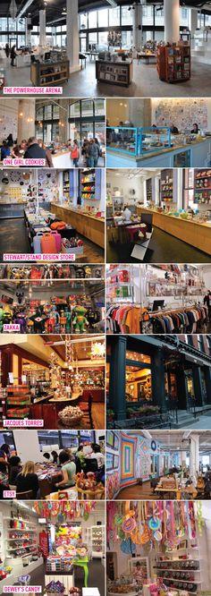 dumbo-ny-brooklyn-bairros-onde-visitar-o-que-fazer-lojas-restaurantes-legais-design-store-new-york-the-powerhouse-arena-livraria-one-girl-cookies-jaques-torres-chocolate-STEWART/STAND-DESIGN-STORE-zakka-etsy-escritorio-headquarters-office-labs-artesanato-dewey's-candy-doces