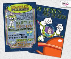 Hey, I found this really awesome Etsy listing at https://www.etsy.com/listing/150493558/buzz-lightyear-invitation-digital-file