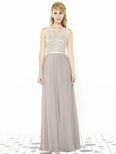After Six Bridesmaid Dresses 2015 Collection - MODwedding