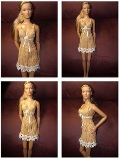 Julia Z uploaded this image to 'CrochetDollsOutfits'. See the album on Photobucket.