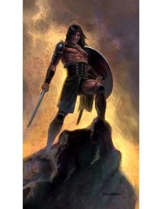 Eric Lofgren Presents: Barbarian Hero - Misfit Studios | Eric Lofgren | Publisher Resources | DriveThruRPG.com