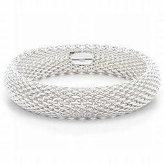 Cheap Tiffany & Co Delicate MESH Bracelet For Sale