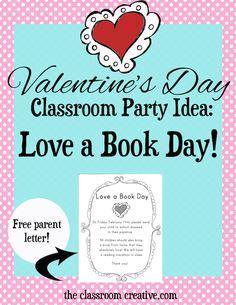 Classroom Valentine'