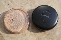 MAC Studio Fix Pressed Powder Drugstore Dupe   Makeup Tutorials http://makeuptutorials.com/mac-drugstore-makeup-dupes