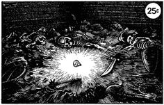 Illustrations from Dungeons and Dragons modules and rulebooks from the late and early Because nostalgia. Dungeons And Dragons Modules, 2d Design, Monochrom, Old School, Fantasy Art, Weird, Stone, Drawings, Classic