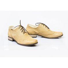 Nők Jazzovky természetes bőr perforált homok - manozo.hu Men Dress, Dress Shoes, Cole Haan, Jazz, Oxford Shoes, Lace Up, Clothes, Women, Fashion