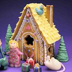 12+ Gingerbread House Designs: {Free Patterns & Ideas} : TipNut.com