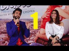 BEFIKRE | You & Me song launch | Ranveer Singh, Vani Kapoor | PART 1