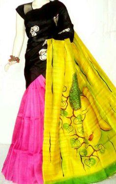 Bishnupuri silk sarees