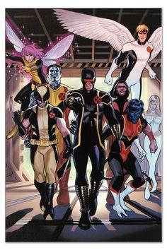 X-Men Canvas Art #GeekLife