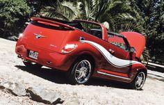 My Dream Car, Dream Cars, Car Man Cave, Chrysler Pt Cruiser, Antique Cars, Coca Cola, Vehicles, Affair, Culture