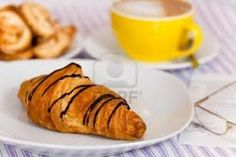 Favorite German Bakery Treat--Chocolate Croissants