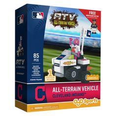 MLB Cleveland Indians Oyo Atv Toy Vehicle - 85pcs