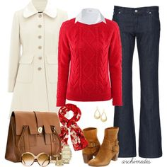 Brooks Brothers, created by archimedes16 on Polyvore
