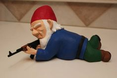 Home Security Gnome