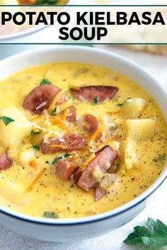 Chowder Recipes, Easy Soup Recipes, Dinner Recipes, Cooking Recipes, Healthy Recipes, Cheesy Soup Recipe, Dinner Soups, Cheesy Potato Soup, Cod Recipes