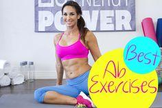 Best ab exercises (video)