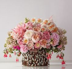Avant Garden Flower Arrangement
