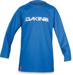 Dakine Rail 3/4 Bike Jersey Blue Youth