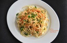 """Η """"λεμονάτη"""" μακαρονάδα μου! - cretangastronomy.gr Spaghetti, Ethnic Recipes, Food, Essen, Meals, Yemek, Noodle, Eten"""