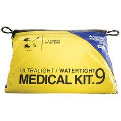Adventure Medical Kits - Ultralight / Watertight .9 Hiking & Trekking First Aid Kit