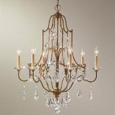 Feiss F2479/8+4OBZ Valentina 2-Tier Chandelier - 36.5W in. Oxidized Bronze | Hayneedle Dining Chandelier, Chandelier Bedroom, Bronze Chandelier, Chandelier Lighting, Elegant Chandeliers, Small Shower Remodel, Small Showers, Candelabra Bulbs, Houses