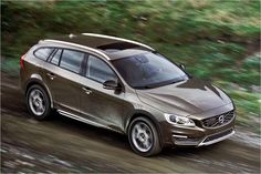 Der Volvo V60 Cross Country