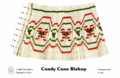 Candy Cane Bishop (already have)