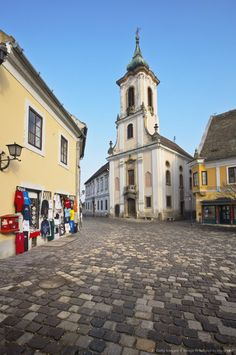Village Square, Szentendre, Hungary, Europe Cool Places To Visit, Places To Go, Central Europe, Budapest Hungary, Eastern Europe, Places Ive Been, The Good Place, Travel Photography, Beautiful Places