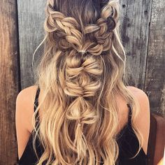 The braiding diaries continue  Hair yesterday by @emmachenartistry ➕ @shannontayloor ➕ @xenia_boutique ➕ @elizabethmbutner ➕ @ashleighkellystylist