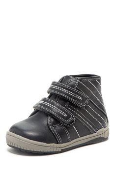 Joseph Allen Chevron Topstitch High Top Sneaker  SneakerKids