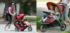 Jogging Stroller Buying Guide | Customer Complaints and Feedback's ... Best Double Stroller, Double Strollers, Baby Strollers, Phil And Teds, Customer Complaints, Jogging Stroller, Tandem, Children, Baby Prams